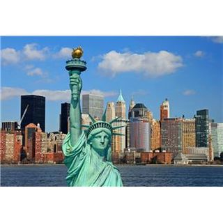 Statute of Liberty and NY