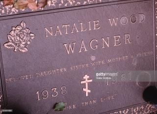 Natalie headstone