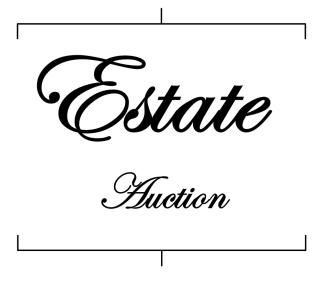 Estate-Auction-by-BCL-Auction