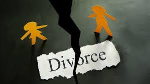Divorce - torn