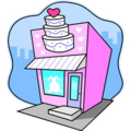 Cup cake store